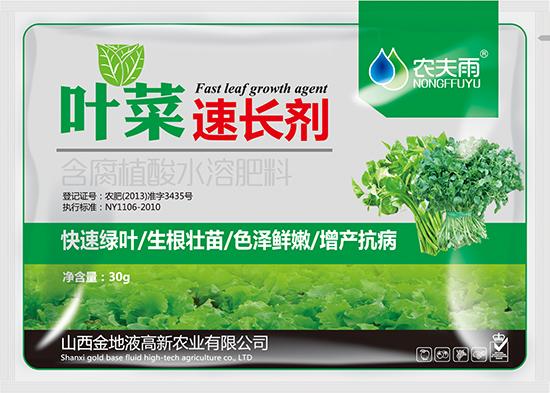 叶菜速长剂